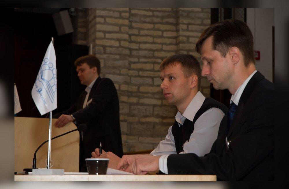 ФОТОГАЛЕРЕЯ: Сегодня обсуждают будущее русской школы Эстонии