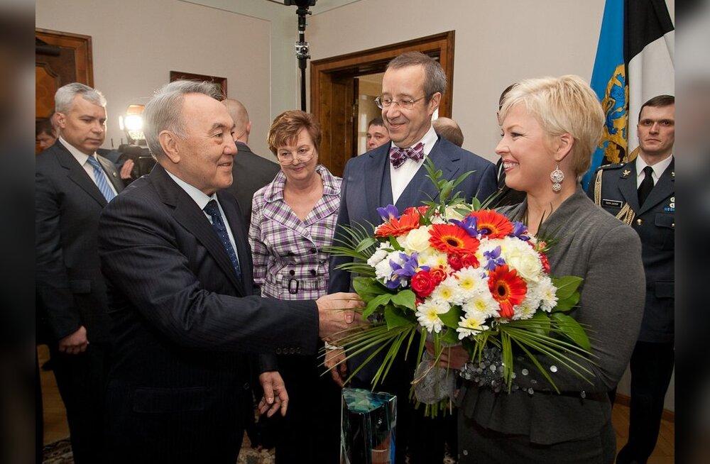 Nursultan Nazarbajev Kadriorus