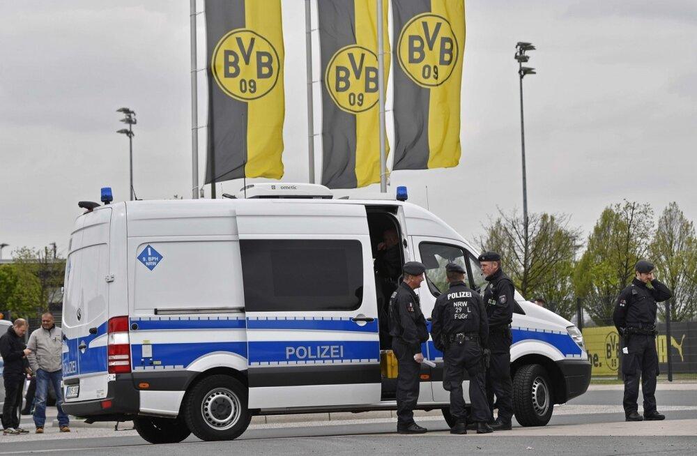 Politsei Dortmundi pommiplahvatust uurimas