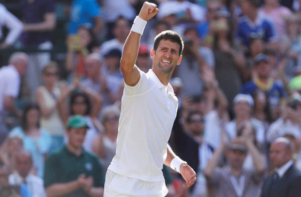 Gulbise 13 serviässast Djokovici vastu ei piisanud