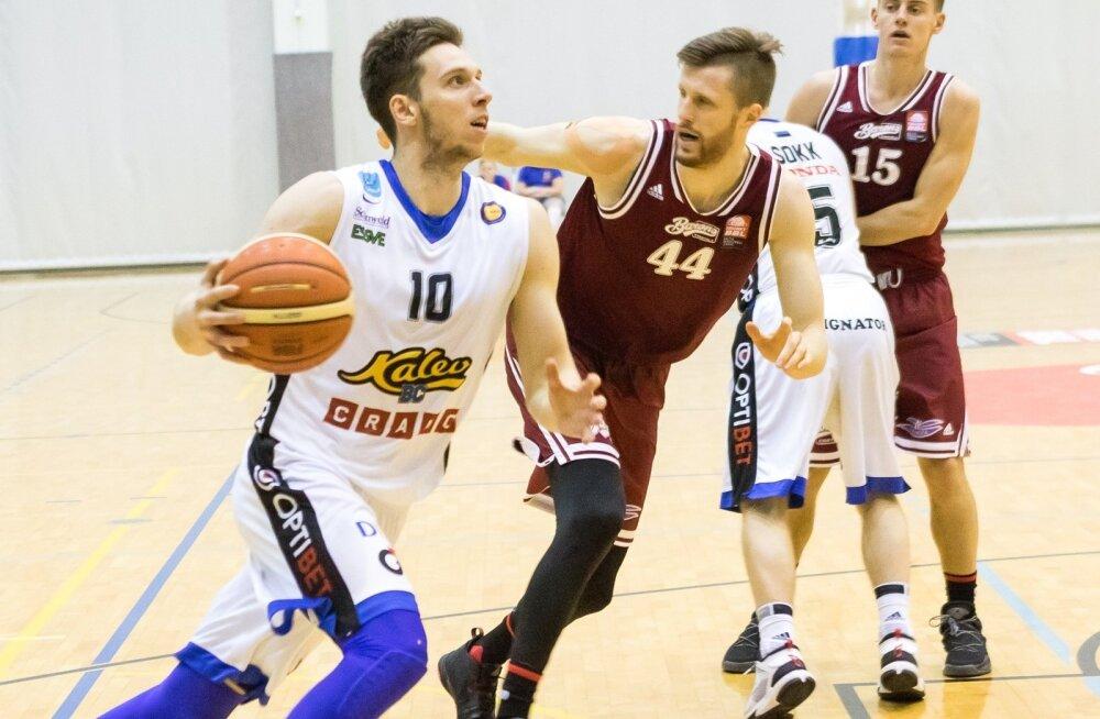 BC Kalev Cramo, Barons Kuressaares