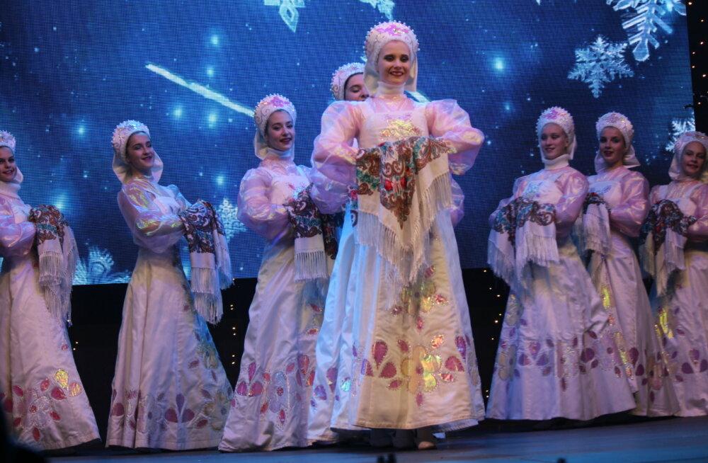 """Театральная """"Сказка"""" в Таллинне"""