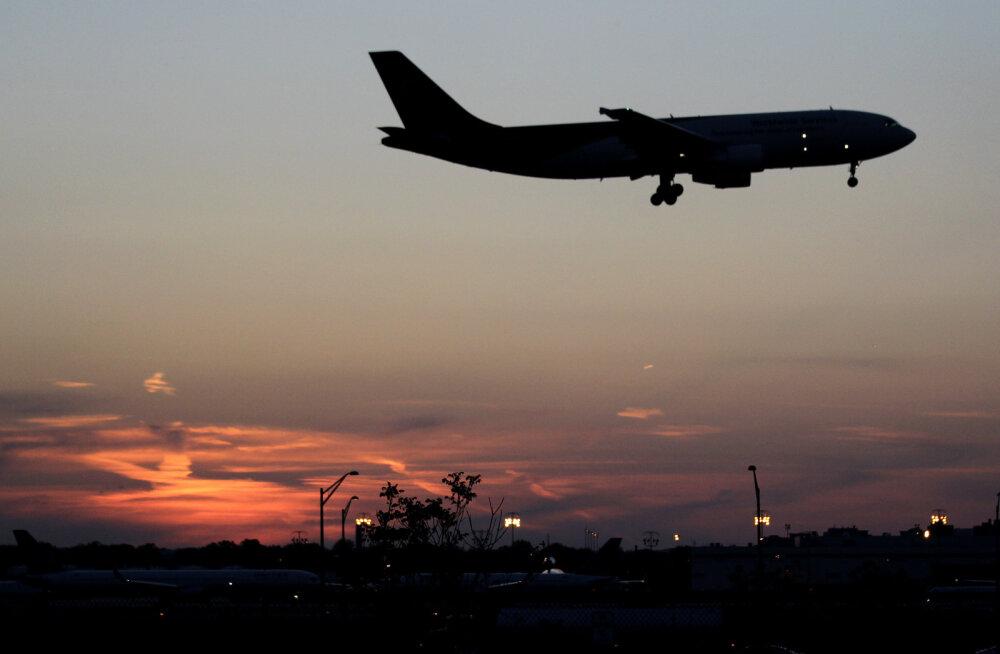 Lennuhäbi mõju? Rootsi lennujaamade reisijate arv vähenes