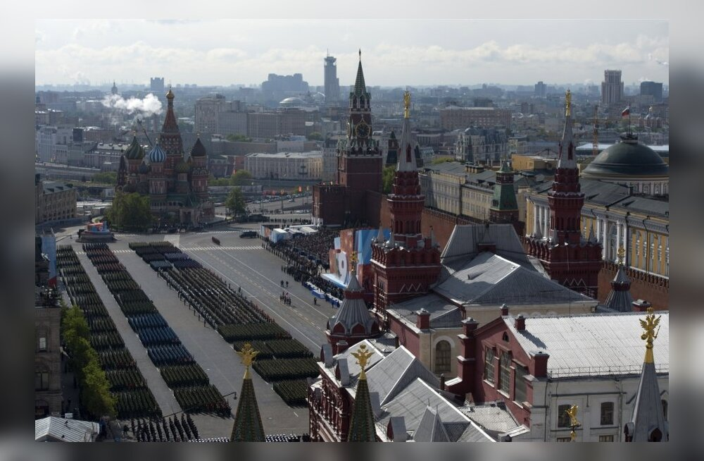 Moskva paraad