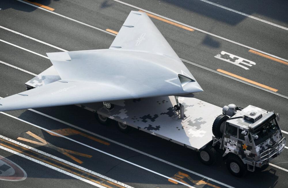 Hiina tutvustas suurejooneliselt oma tuumarakette, sh masinat, mida ei ole isegi USA-l