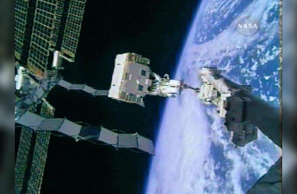 Секс у космонавтов на орбите
