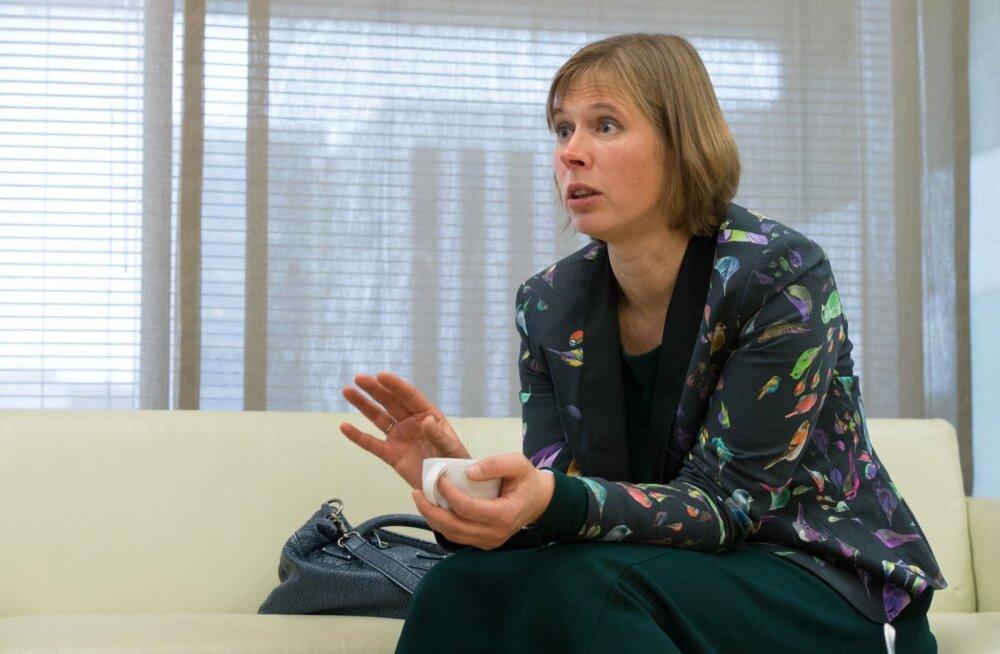 Kõrge Eesti euroametnik valiti riigikogu juurde loodud arenguseire nõukoja juhiks