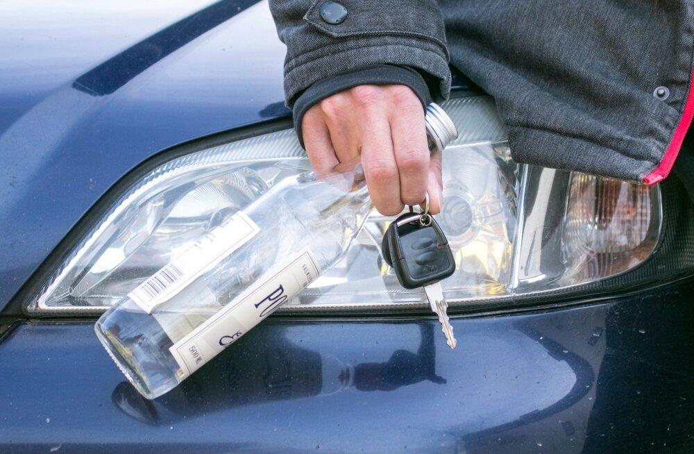 Благодаря внимательному гражданину любитель прокатиться на пьяную голову отправится надолго за решетку