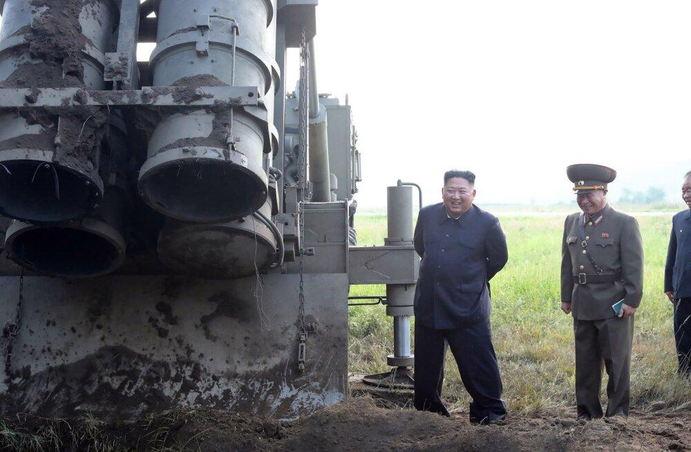 Põhja-Korea nõudis tuumaläbirääkimiste jätkamise tingimusena julgeolekugarantiisid