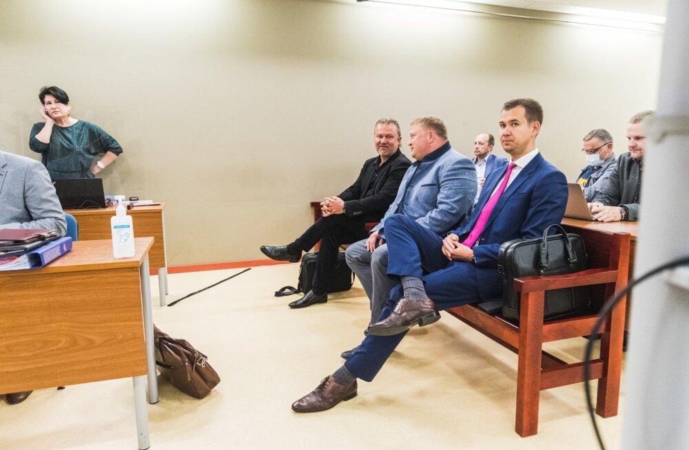 Kajar Lember ja teised kohtus