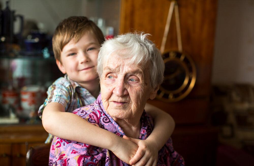 Terviseamet: enne haige vanaema või vanaisa külastamist tasuks veenduda, et oled terve