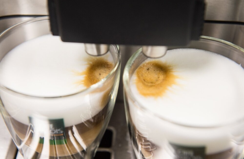 Tasuta kohvi pakkumine kontoris on töötajate jaoks muutunud tavaliseks.