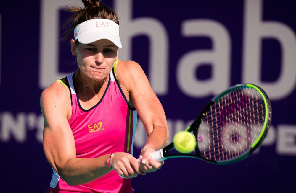 Обидчица Контавейт пробилась в финал теннисного турнира в Абу-Даби