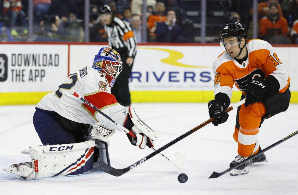 NHL-i klubid kannatavad koroonaviiruse tõttu keppide puuduse käes
