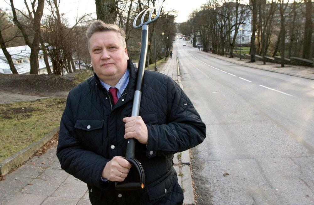 Jaanus Marrandi: Reinsalu ei solvanud kedagi kogemata, see on poliittehnoloogia!