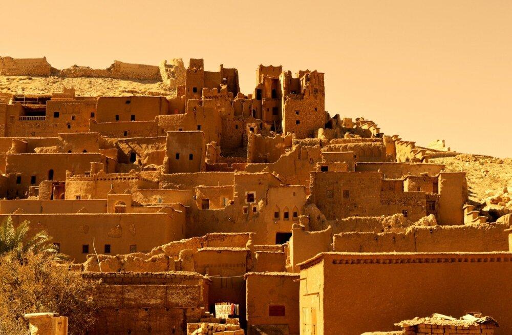 Dodra Gorge, Maroko