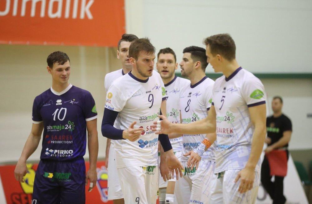 FOTOD   Saaremaa alistas kindlalt Selveri ja jõudis poolfinaali