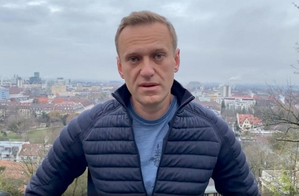 Vene võimud kavatsevad Navalnõi kodumaale saabudes kohe kinni võtta