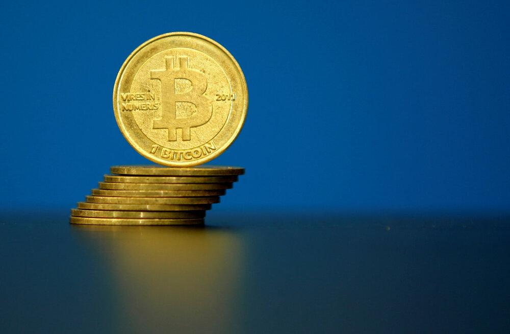 Bitcoini hind lõi taas rekordi