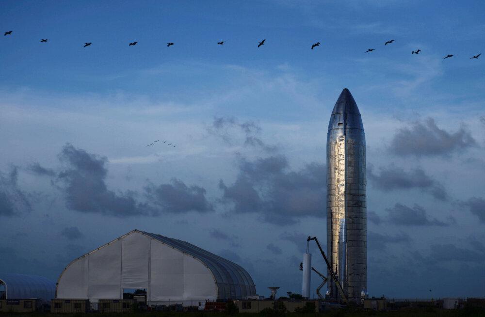 Raport: inimeste kosmosevallutuse ajastu valguses vajavad kosmosereisid uusi turvameetmeid