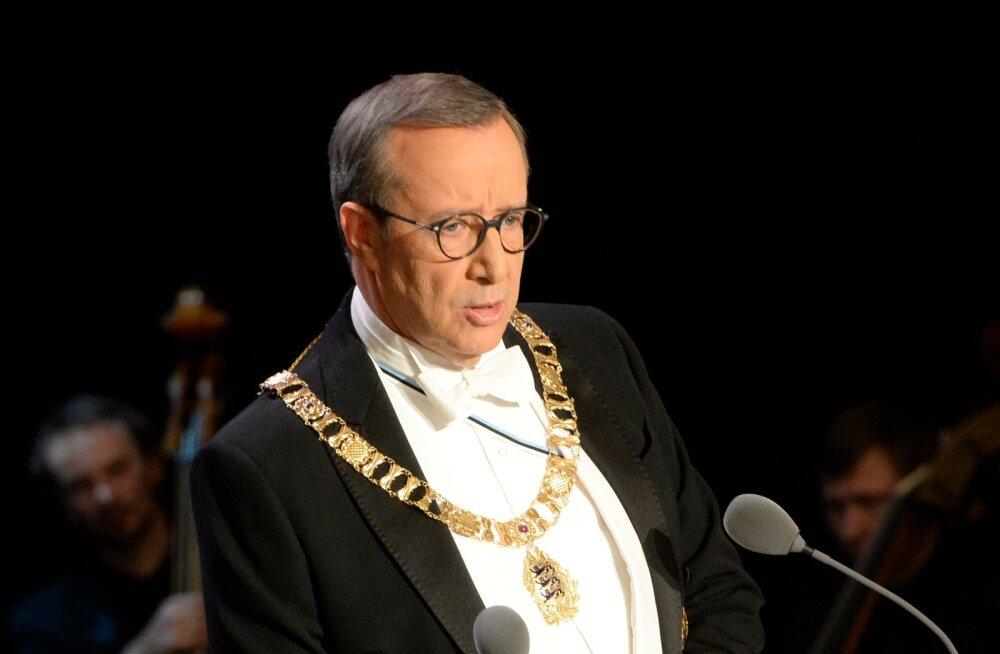 Президент Ильвес: открытость сделает Эстонию больше, ограниченность может сделать ее меньше