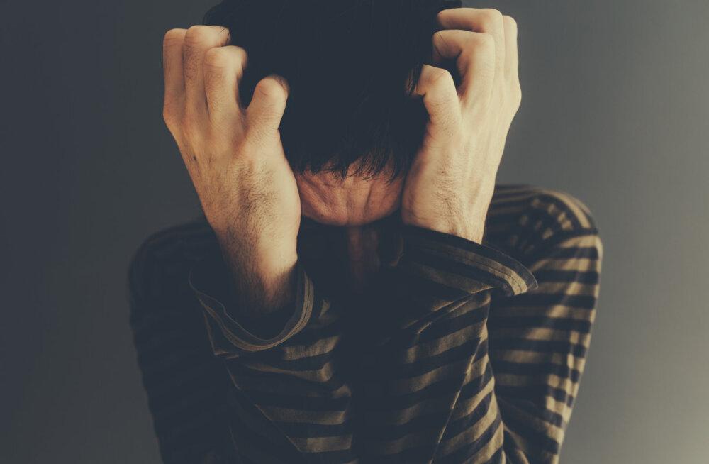 Depressioon on salakaval ja tuleb hiilides, aga kui teda õigel ajal märgata, ei pruugi ta sind tappa või vigaseks hammustada