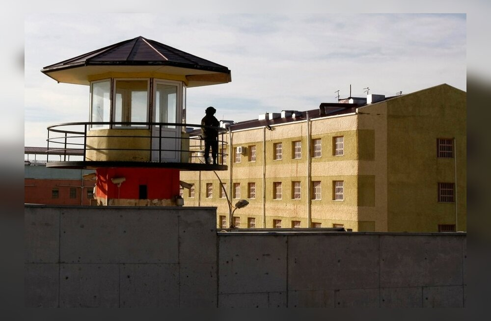 Gruusias vahistati vanglas salvestatud piinamisvideote autor