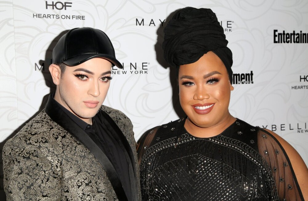 Бьюти-блогеры Manny Mua и Patrickstarrr