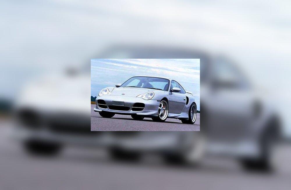 Gemballa Porsche