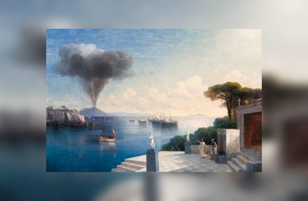 """В Кадриоргском художественном музее состоится открытие выставки """"Айвазовский. В поисках идеала"""""""