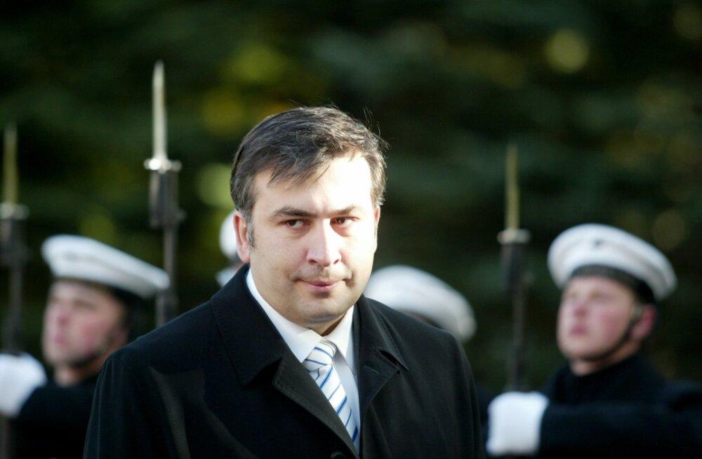 Как реагирует Запад на ситуацию вокруг Саакашвили