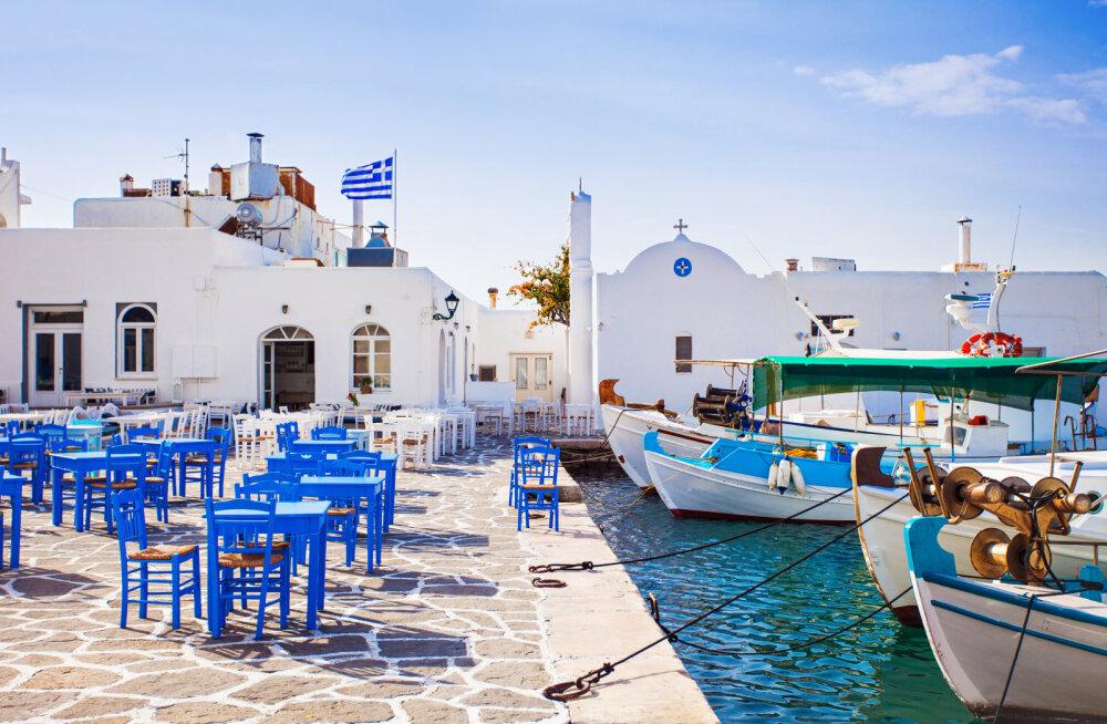 Milliseid Kreeka saari mõjutab põgenikekriis kõige enam?