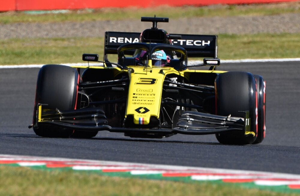 Mullu Vipsile F3 sarjas kaotanud taanlane võib järgmisel aastal istuda F1 autosse