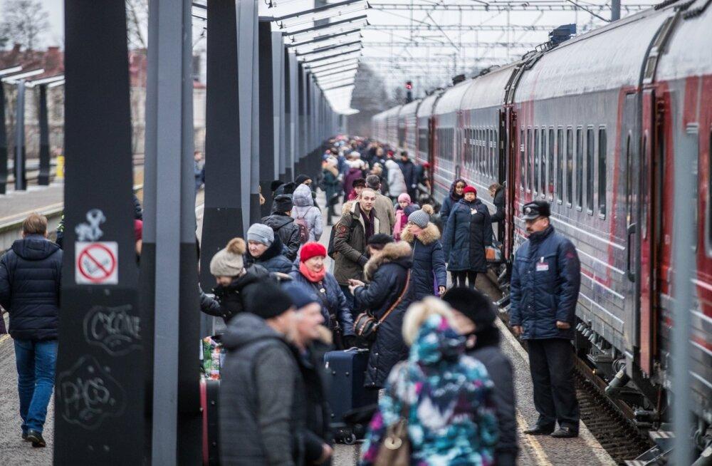 Moskva rong 29.12.2018 kell 10.19