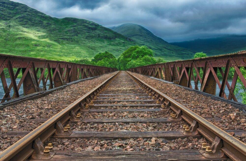 Põnev reis läbi terve Euroopa: 18-aastastele jagatakse tasuta rongipileteid!