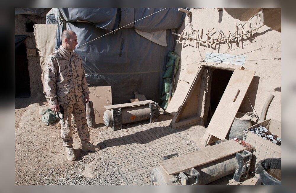 Wall Street Journal: Eesti sõduri püha kohus lahinguväljal on mitte jätta maha sauna