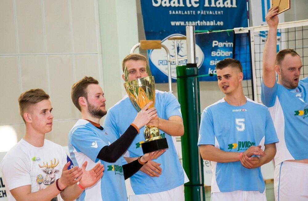 Kuressaare võitis kevadel Linnade karika, järgmisest hooajast võib Saaremaad näha ka Balti liigas.