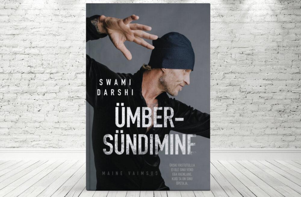 """Alkeemia lugemisnurk   Venemaa """"Selgeltnägijate tuleproovi"""" võitja Swami Darshi: olen samasugune inimene nagu teie"""