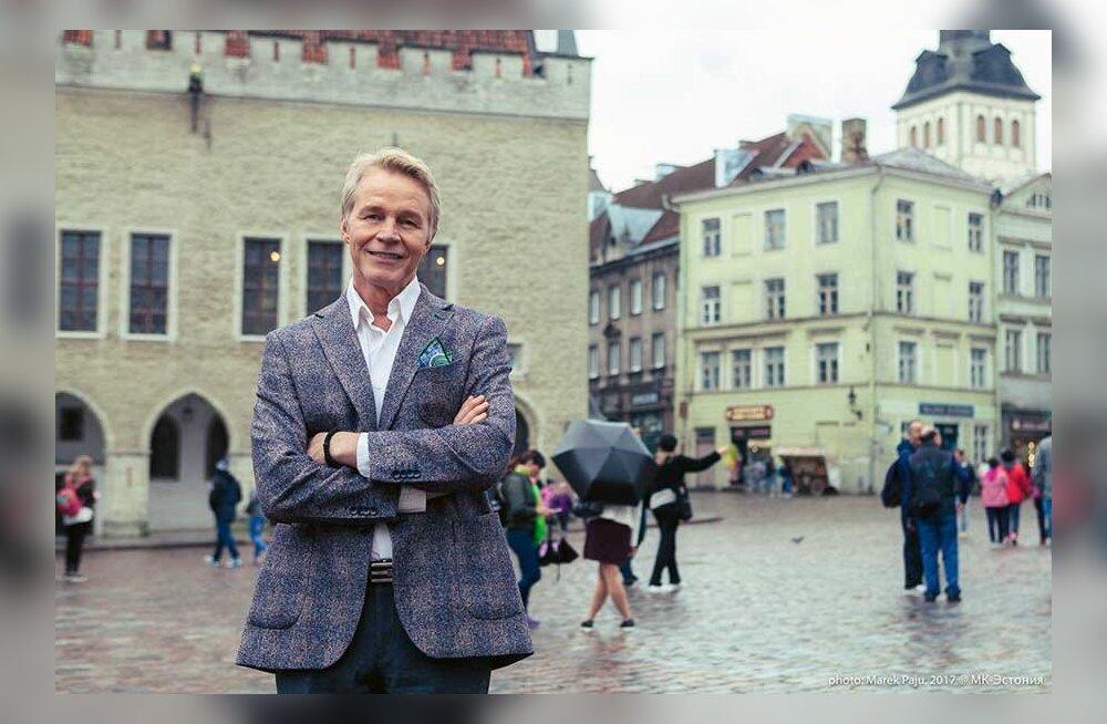 По стопам своего героя: вернувшийся из США в Россию Александр Кузнецов будет преподавать в Таллинне