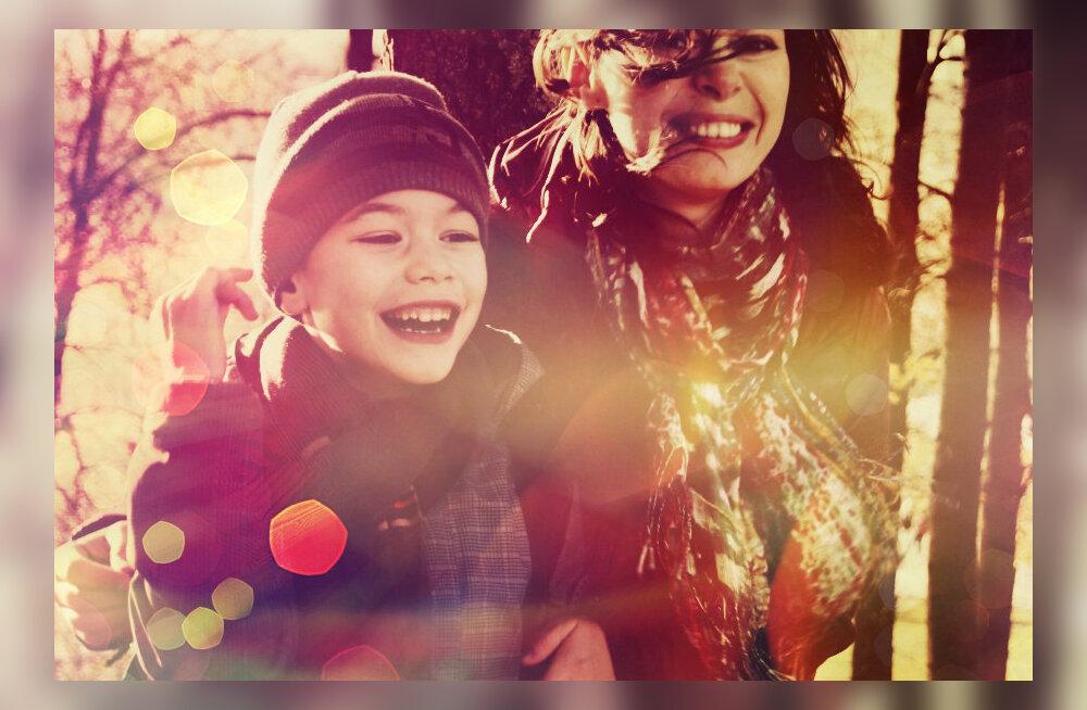 Lasterännak vabastab laste särava potentsiaali