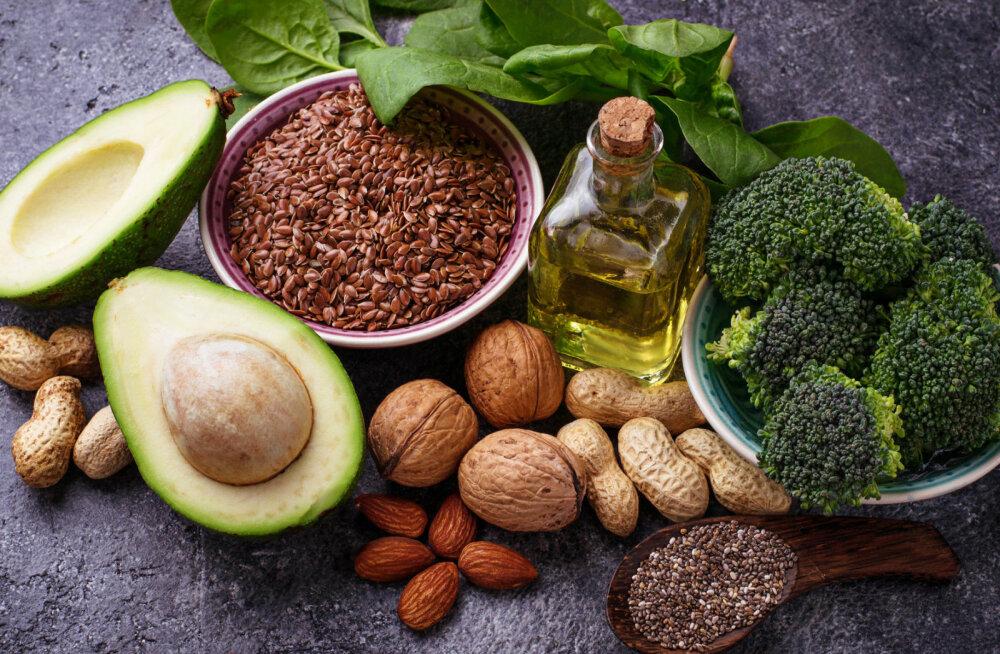 Toitumisterapeut Signessa Kalmus: viis suurepärast tervislikku rasva, mis sind paksuks ei tee