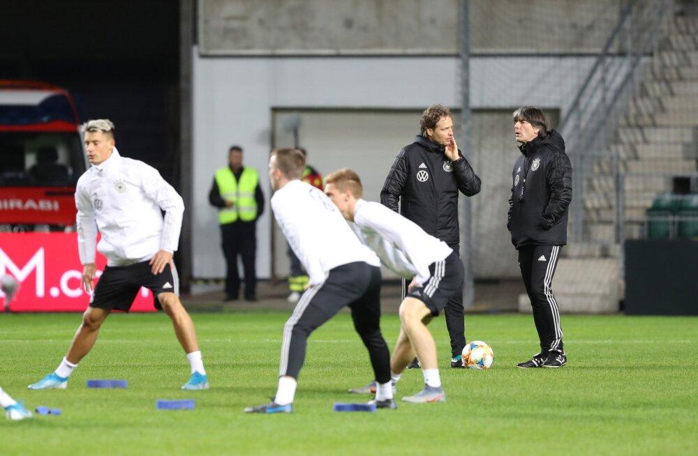 Saksamaa jalgpallikoondis plaanis EM-iks valmistuda Seefeldis
