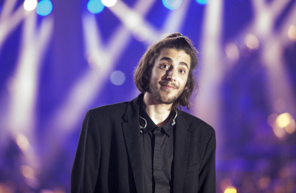 KÕLPS | PALJU ÕNNE! Eurovisiooni võitja Salvador Sobral abiellus!