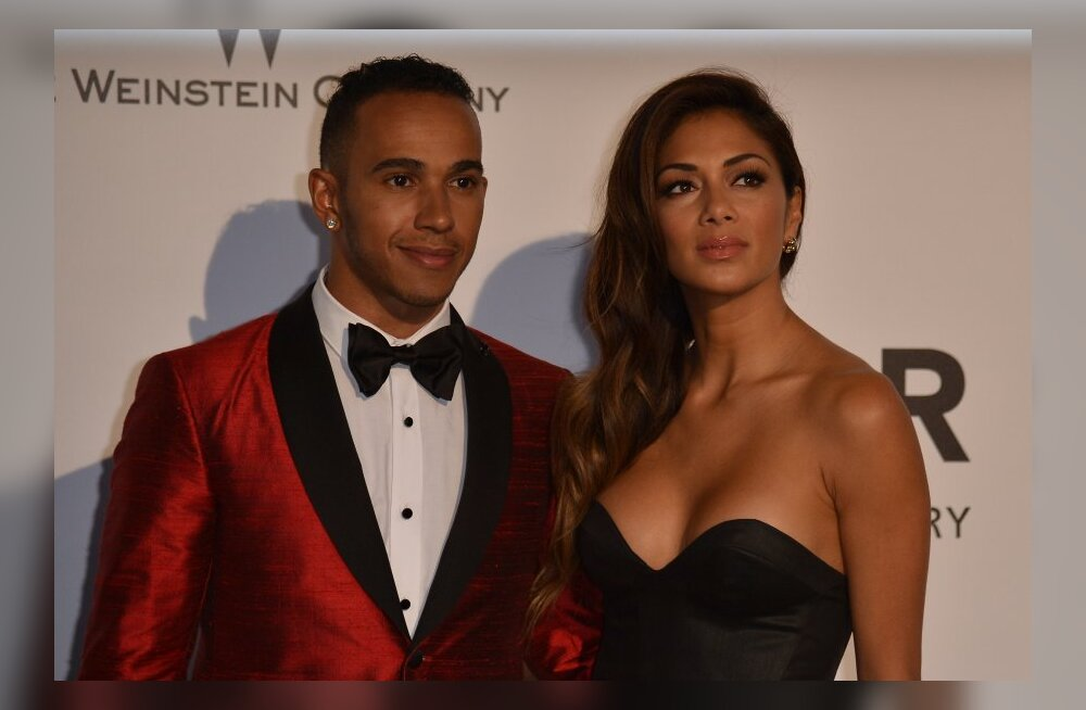 Lewis Hamilton ja Nicole Scherzinger