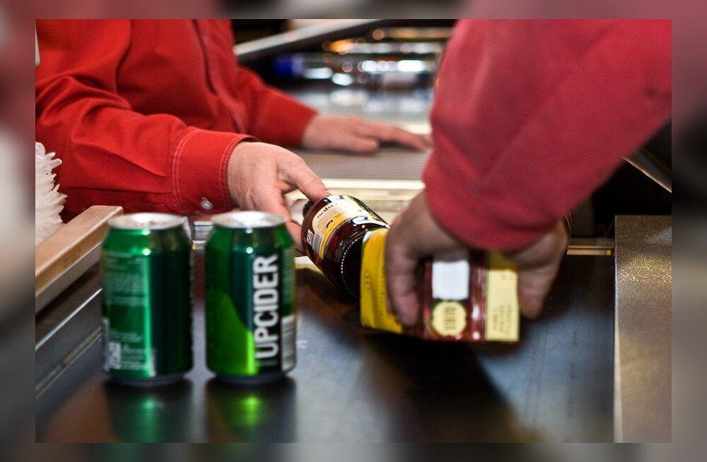 Noorimad alkoholiga patustajad olid 10-aastased