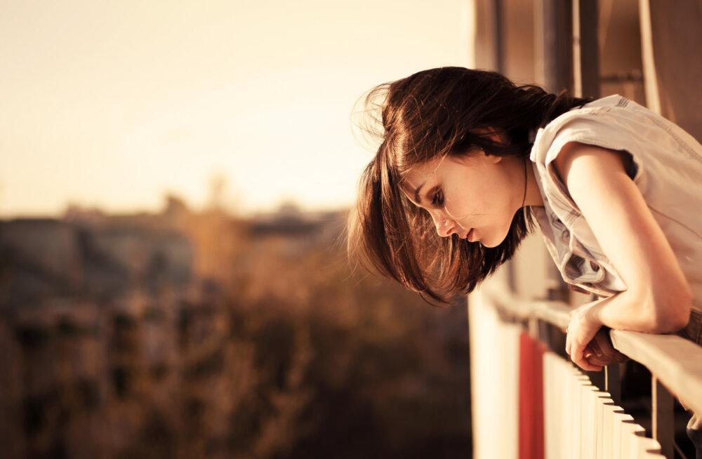 Marta üheksa aastat koolikiusamist: seisin õhtuti rõdu äärel ja kujutlesin end alla kukkumas. Mitte keegi ei märganud...