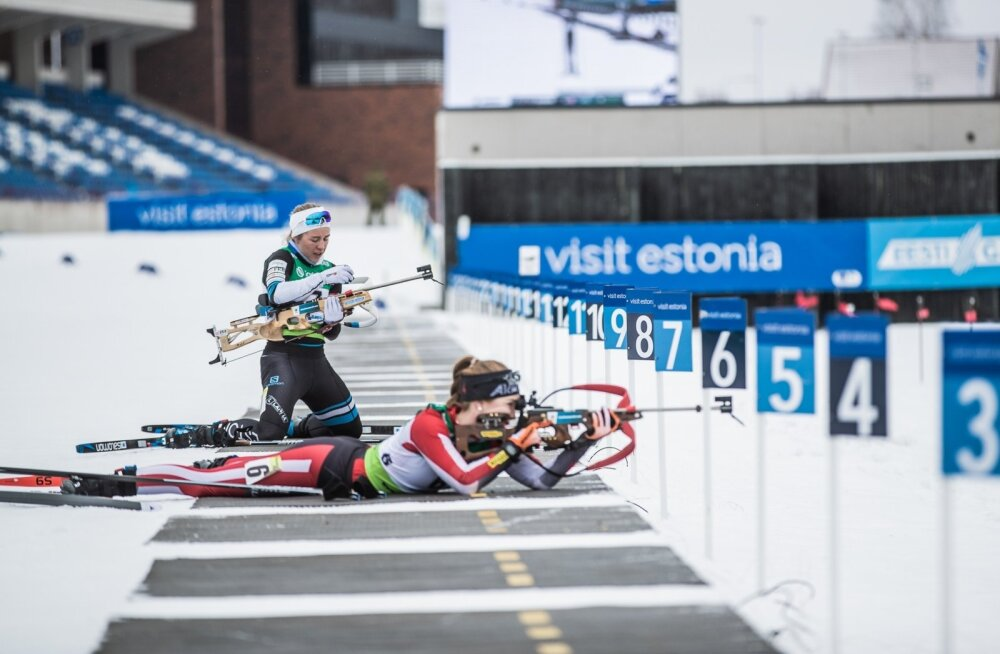 IBU CUP Otepää sprint