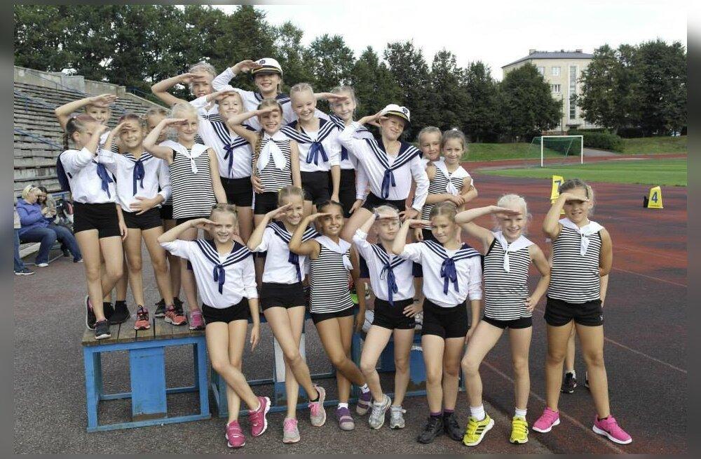 ESS Kalevi laste spordipäeva osalised 2014. aastal