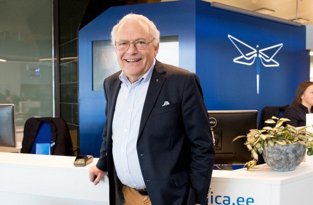 69-aastane rootslane Jan Palmér on end Eestisse elama sättinud ja ütleb, et vahepeal ta proovis ka pensionile jääda. Igav olevat hakanud.