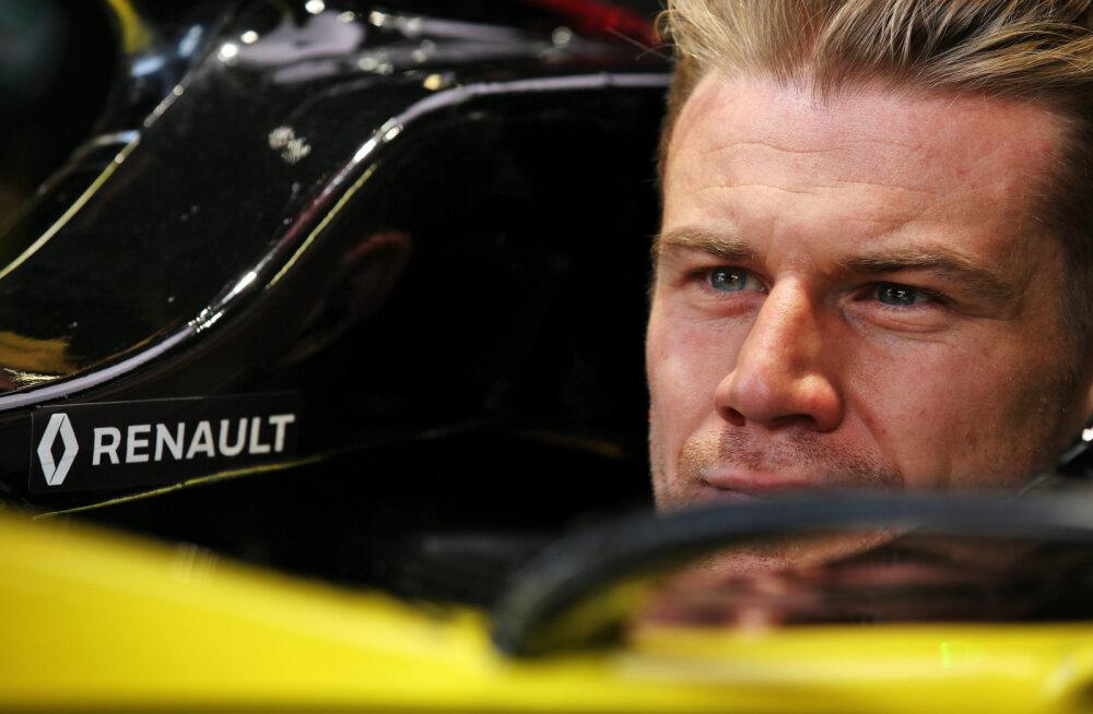 Renault F1 tiim avaldas põhjuse, miks nad otsustasid kogenud sakslasest loobuda